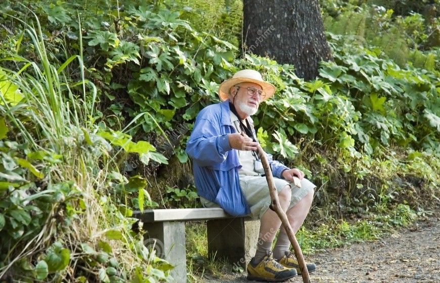 http://www.dreamstime.com/royalty-free-stock-image-hiking-senior-image1251306