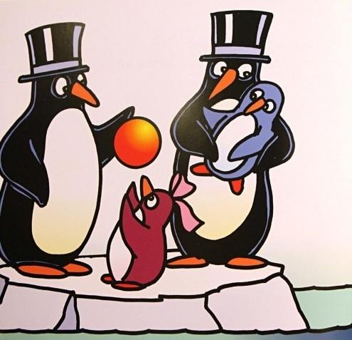 Pinguini un po' così