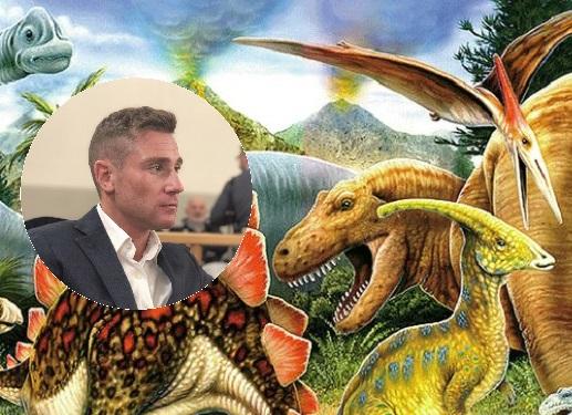 Marco e i dinosauri